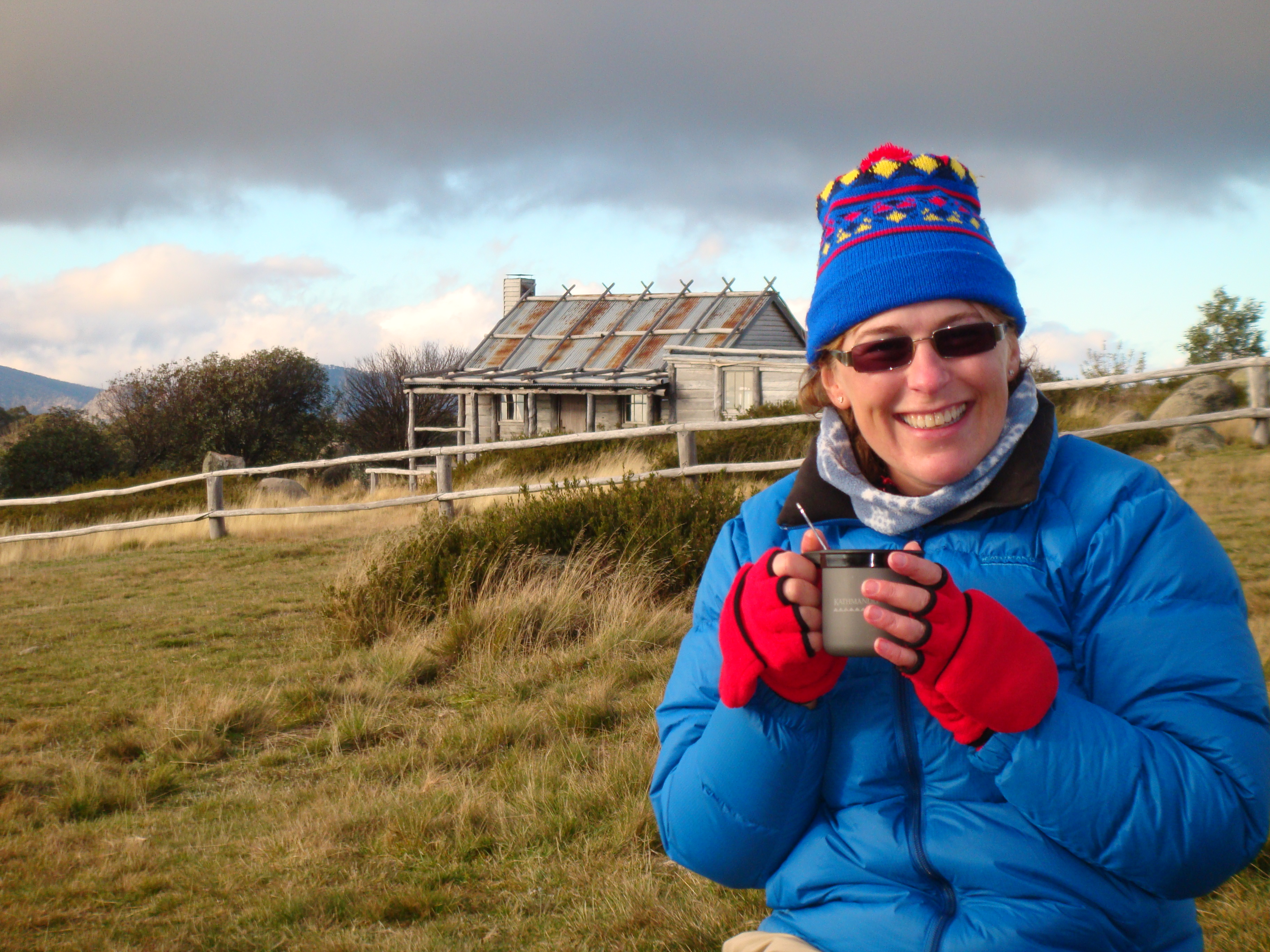 Craig's Hut 21 - an amazing place to enjoy hot chocolate
