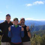 Eagle Peaks 1 day 11 - happy hikers