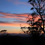 Eagle Peaks 15 - Amazing sunset