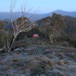 Eagle Peaks 18 - Frosty spring morning