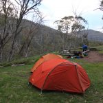 The Crosscut Saw 20 - first night camp site (2)