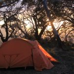 The Crosscut Saw 36 - spending the night on the summit of Mt Buggary
