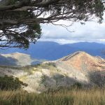 Two Peaks 12 - View of Little Mt Buller